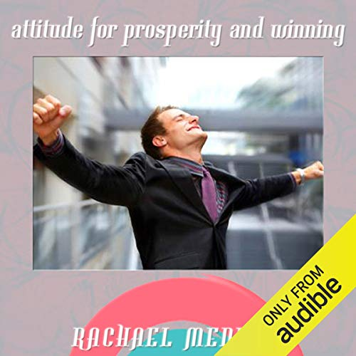 Attitude for Prosperity & Winning Hypnosis cover art