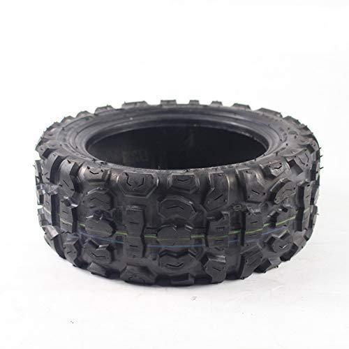 LXHJZ Neumáticos para Scooter Movilidad, 90/65-6.5 sin cámara/neumático vacío 11 Pulgadas Compatible con Scooter eléctrico Compatible con neumático Campo traviesa DIY