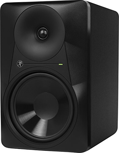 Mackie MR824 Studio Monitor Review