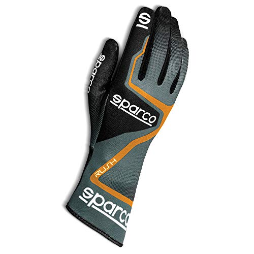 Sparco Unisex's Riding Gloves (Grey, US:9 / cn:43)