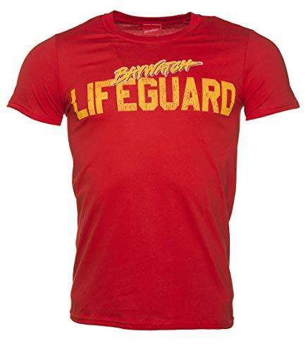 Baywatch - Socorrista Angustiado - Camiseta Oficial Hombre
