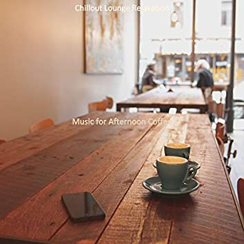 Music for Afternoon Coffee