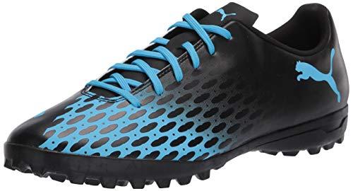 PUMA mens Spirit Tt Sneaker, Luminous Blue-puma Black, 13 US