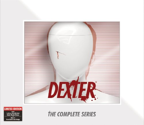 Dexter: The Complete Series Collection Exclusive Gift Set [Blu-ray] (2013)