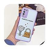 Coque en TPU pour Huawei Honor X10 Max 5G Case Cute Love Heart Phone Cover Soft Matte Back Funda...