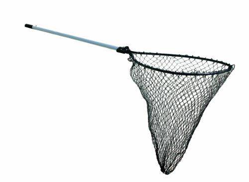Frabill Pro-Formance Telescoping Net   Landing Net for Freshwater and Saltwater Fishing   Hoop Size: 15' x 60'