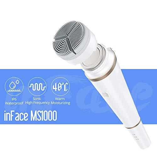 MSG ZY Électronique Sonic Beauté Instrument Facial Nettoyage en Profondeur Visage Masseur De Soins De La Peau pour Huile Propre Saleté Fille Cadeau