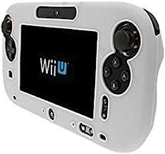 Protetor de pele de silicone Wii-U GamePad - Branco