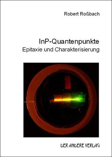 InP-Quantenpunkte Epitaxie und Charakterisierung