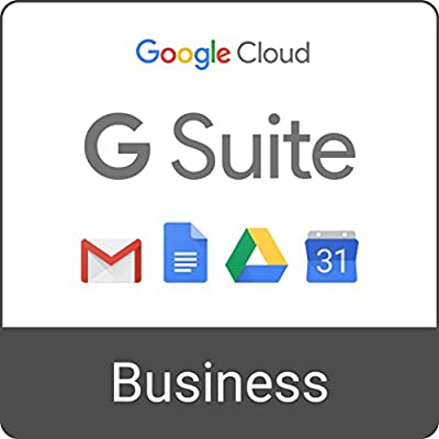 G Suite Business | 30-day free trial with auto-renewal | includes Business Gmail, unlimited Drive storage, Docs, Calendar, and more