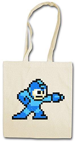 """Urban Backwoods Mega Boy """"J"""" Hipster Bag – Man Game 16 bit..."""