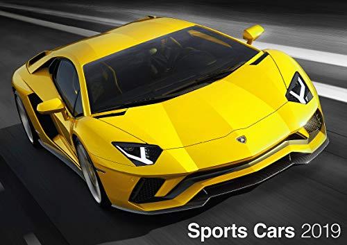 Sports Cars 2019 Autokalender