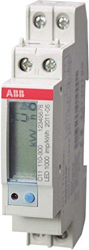 ABB Stotz S&J Wechselstromzähler C11 110-100 MID Elektrizitätszähler 7392696000147