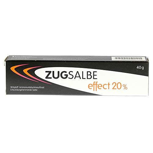 ZUGSALBE effect 20% Salbe 40 g