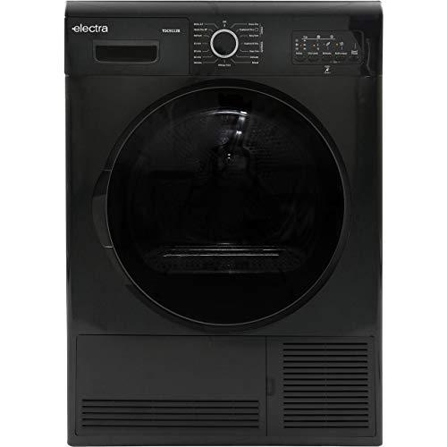 Electra TDC9112B 9Kg Condenser Tumble Dryer - Black