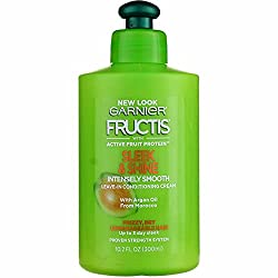 Garnier Fructis Sleek and Shine Intensely Smooth Leave-in Conditioning Cream