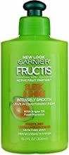 Garnier Fructis Sleek & Shine Intensely Smooth Leave-In Conditioning Cream 10.2 oz (Pack of 3)