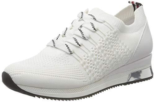 MARCO TOZZI Damen 2-2-23750-34 Sneaker, Weiß (White Comb 197), 41 EU