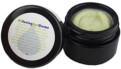 Living Libations - Organic All Seeing Eye Creme (15 ml)