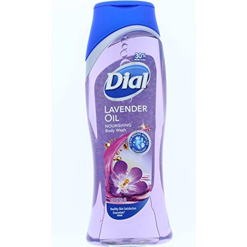 2 Pk. Dial Lavender Oil Nourishing Body Wash 21 Fl. Oz (42 Fl. Oz Total)