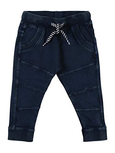Noppies Baby-Jungen B Regular fit Pants Saulsville Hose, Peacoat-P590, 50