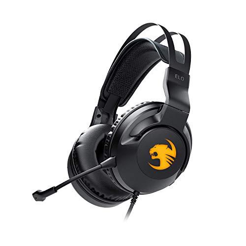 ROCCAT Elo 7.1 USB Surround Sound RGB Gaming Headset schwarz