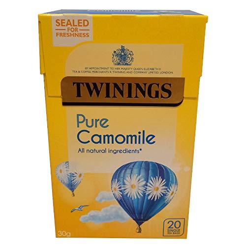 Twinings Pure Camomile Herbal Tea Bags (20 Bags)