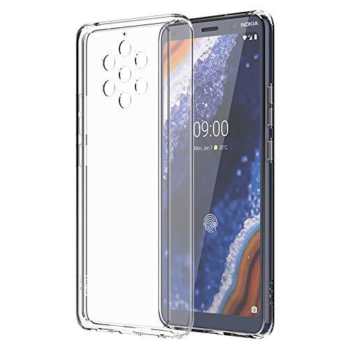 Original Premium Schutzhülle passend für Nokia 9, Transparent