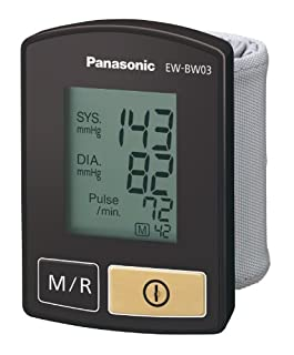 Panasonic EW-BW03 Blutdruckmessgerät für das Handgelenk (B003YUBV7E) | Amazon price tracker / tracking, Amazon price history charts, Amazon price watches, Amazon price drop alerts