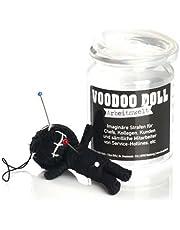 ILG Voodoo Doll - Muñeco vudú para el mundo laboral, diseño con texto en alemán