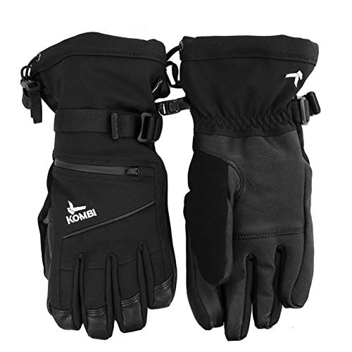 Kombi Herren Sanctum Handschuhe, Herren, 1/7840, Schwarz, M