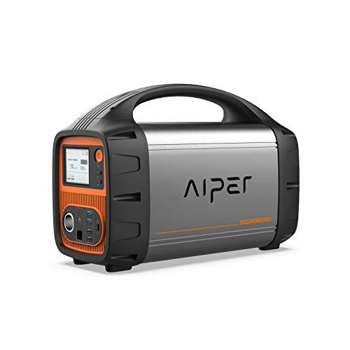 アイパー(Aiper)ポータブル電源 209880mAh/755Wh パナソニック製電池採用 蓄電池【4way充電/AC.USB.Type-...