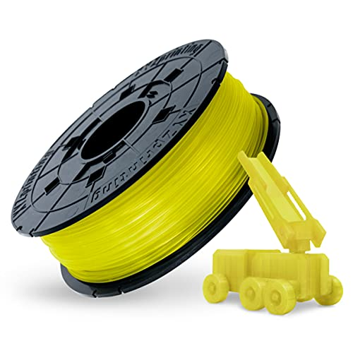 XYZ 1.75 mm PLA Refill Filament - Clear Yellow