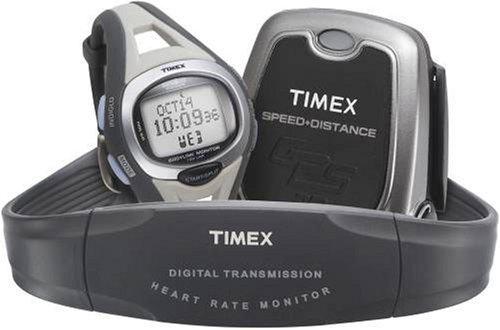 Timex T5G311 - Reloj de Mujer, Correa de Resina Color Gris (con brújula y GPS, Cuenta Vueltas, cronómetro, Computer per la Bici)
