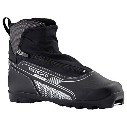 Tecnopro Herren Ultra Pro Prolink Traillaufschuhe, Schwarz (Black/Silver 900), 42 2/3 EU
