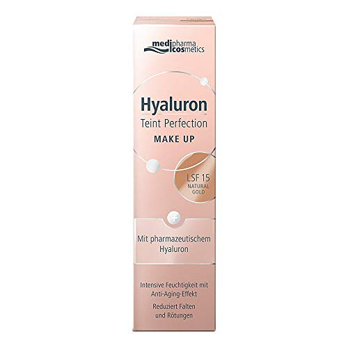 HYALURON TEINT Perfection Make-up natural gold 30 ml