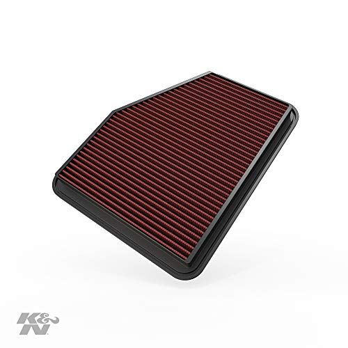 K&N Engine Air Filter: High Performance, Premium, Washable, Replacement Filter: 2000-2015 Toyota/Lexus (Crown Royal, Soarer, Crown, GS 450h, SC 430, GS 300), 33-2220