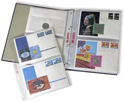 DAVO 29288 Cristal Album Niederlande ECU Brieven