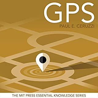 GPS audiobook cover art