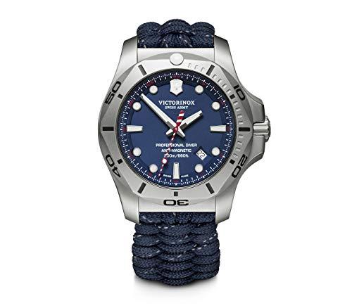 Victorinox Uomo I.N.O.X. Professional Diver - Orologio in acciaio...