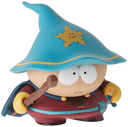 Kidrobot South-Park-Spielzeug zum Sammeln - Stab der Wahrheit - Zauberer-Cartman-Action Figur