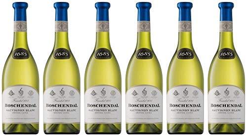 6x 1685 Grande Cuvée Sauvignon Blanc 2019 - Weingut Boschendal, Franschhoek Valley - Weißwein