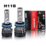 ALLA Lighting S-HCR H11B LED Bulbs High, Low...