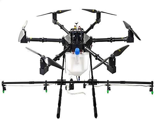 SWET UGV Agricultural Drone Pulverizador Agricultura Rociador 20L Volumen del Contenedor Carga útil
