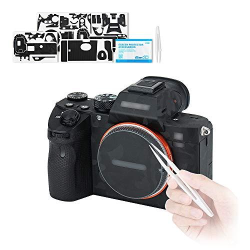 Kiwifotos - Pellicola protettiva antigraffio per fotocamera Sony Alpha A7 III A7R III / A7III A7RIII