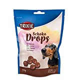 TRIXIE Schoko Drops, Chocolate, Vitaminados, 350 g, Perro