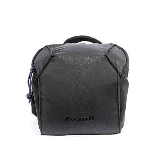 Vanguard Vesta Strive 15 - Bolsa de Hombro para cámara réflex y Accesorios, Color Negro