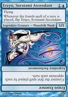 Magic: The Gathering - Erayo, Soratami Ascendant - Saviors of Kamigawa