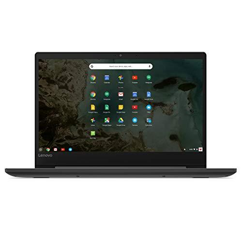 2019 Lenovo Chromebook S330 14' Fino e portátil Luz Computer, MediaTek MTK 8173C 1.70GHz, 4GB de RAM, 32GB eMMC, WiFi 802.11ac, Bluetooth 4.1, USB 3.0, HDMI, Chrome OS