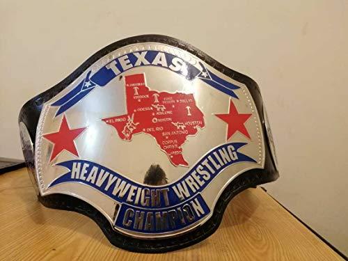 NWA Texas Heavyweight Championship Wrestling Belt (Replica)